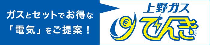 上野ガスでんき