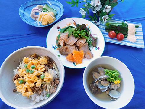 料理教室・フラムイベント 5~7月分ネット受付開始のお知らせ